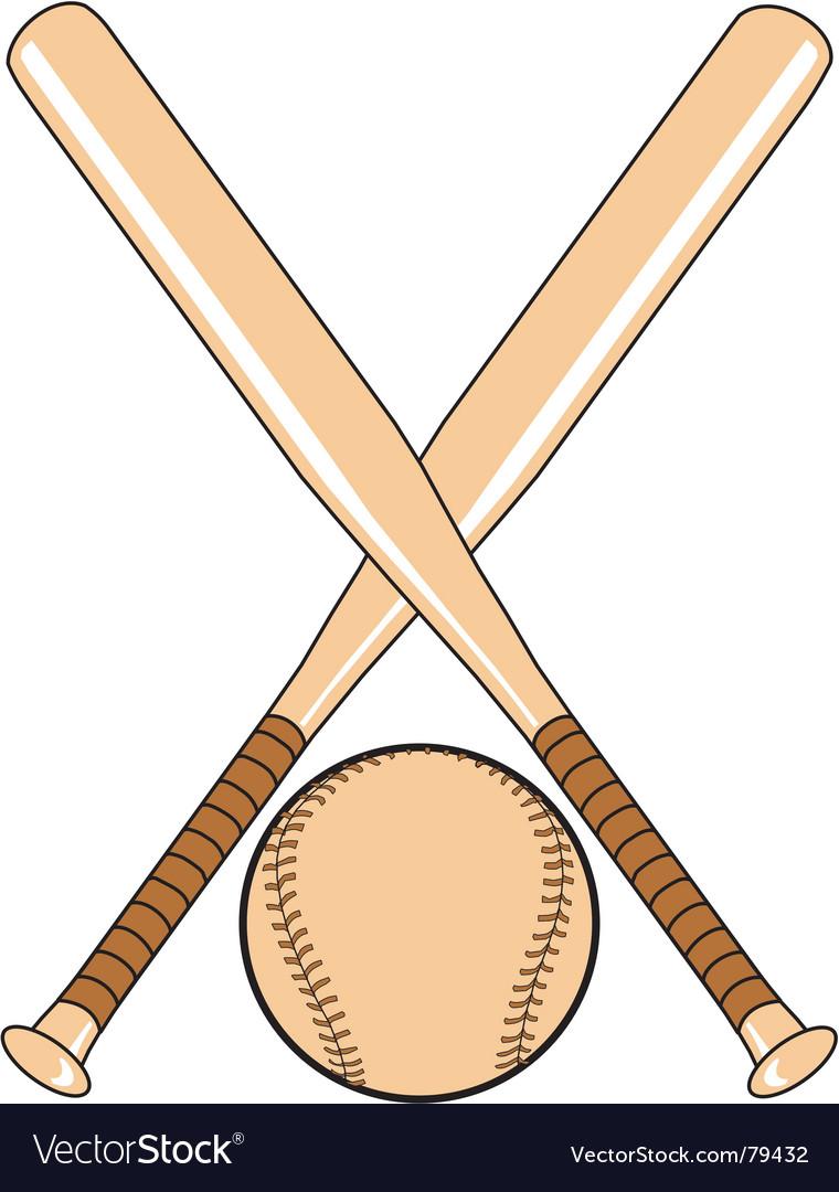 Baseball equipment vector | Price: 1 Credit (USD $1)