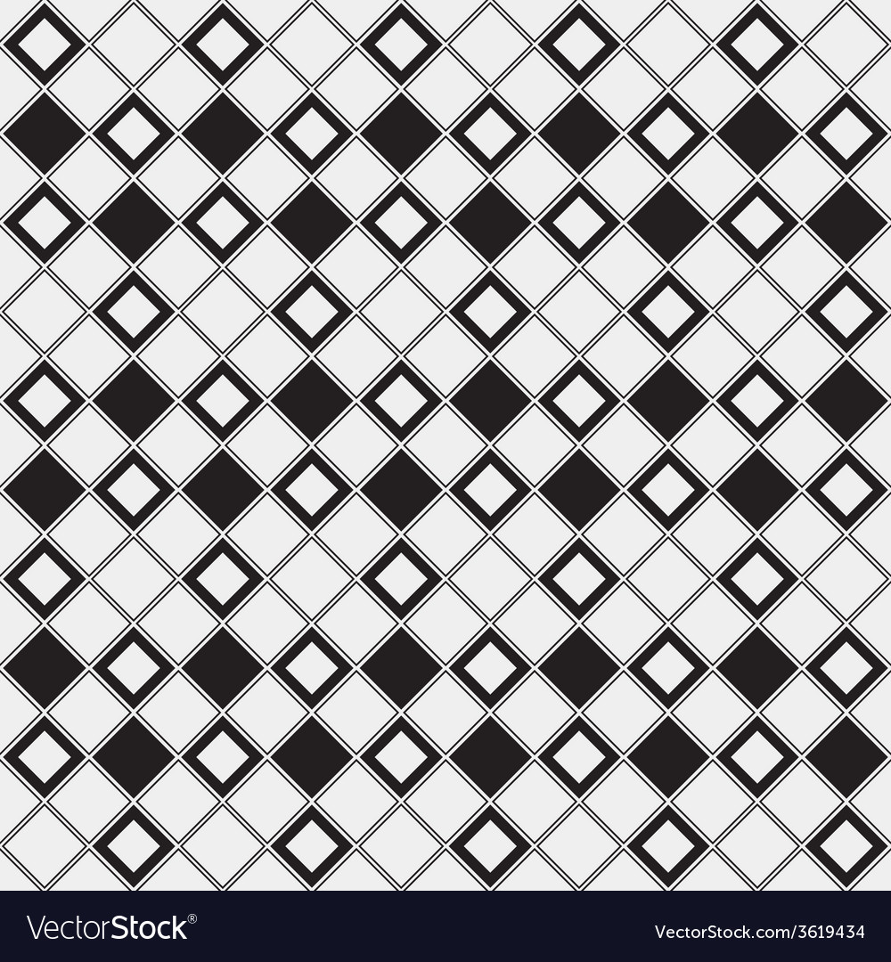 Abstract minimalistic black and white pattern vector | Price: 1 Credit (USD $1)