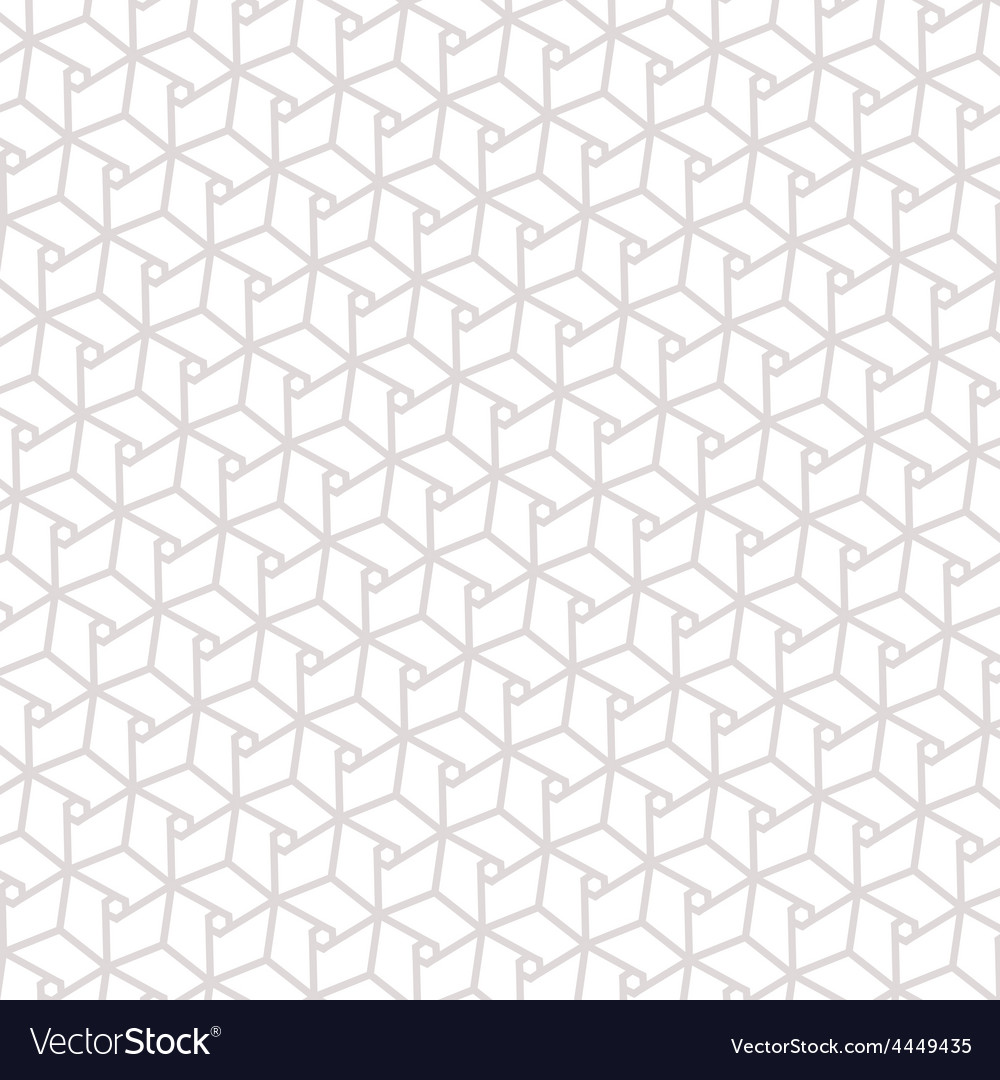 Modern geometric pattern with hexagon can be used vector | Price: 1 Credit (USD $1)