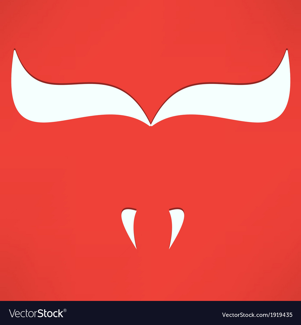 Red bull background vector | Price: 1 Credit (USD $1)