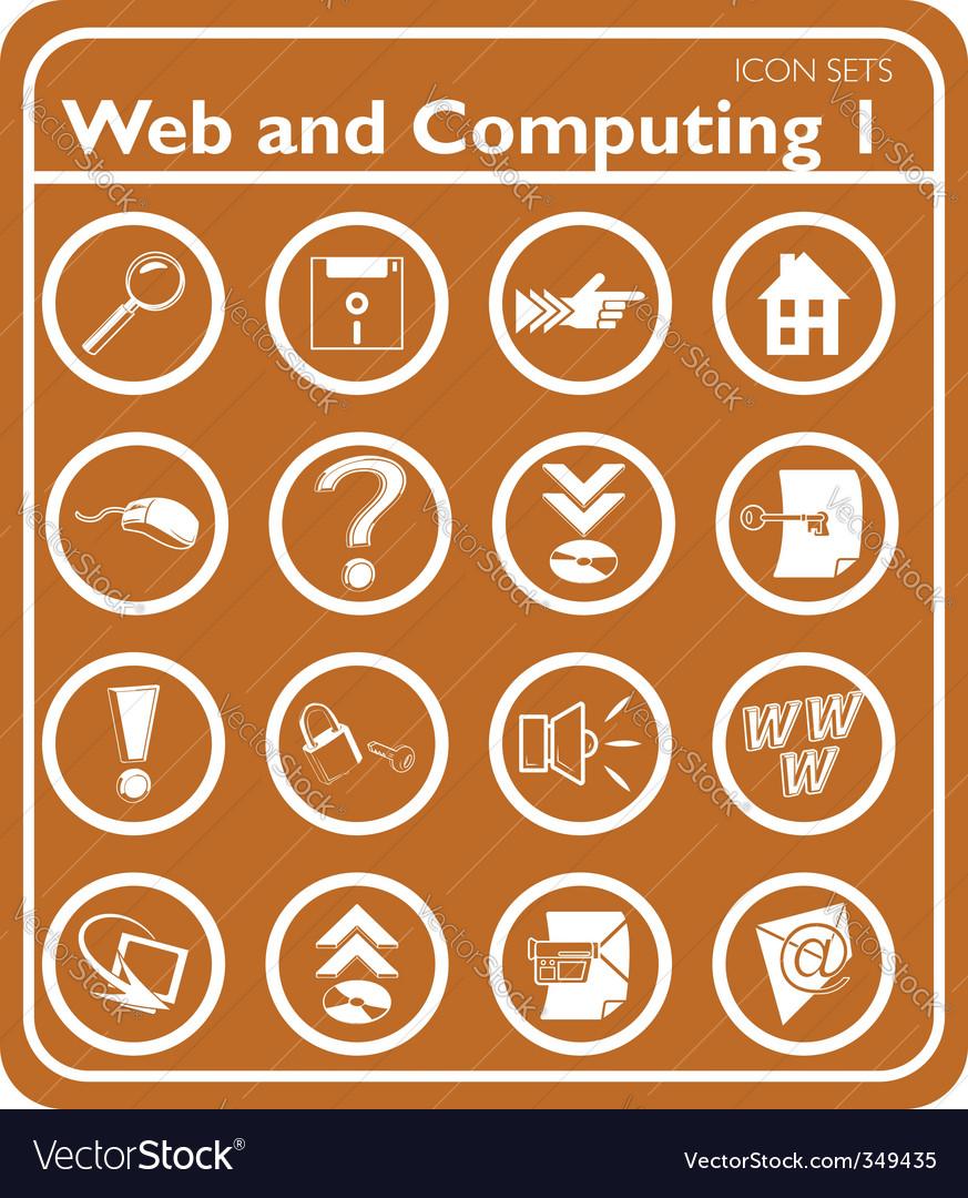 Web and computing vector | Price: 1 Credit (USD $1)