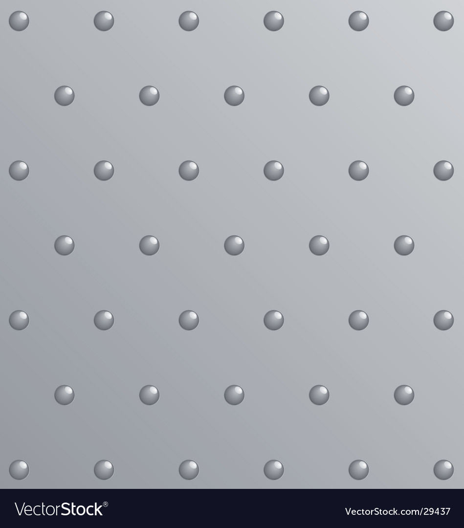Chrome bolts pattern vector | Price: 1 Credit (USD $1)
