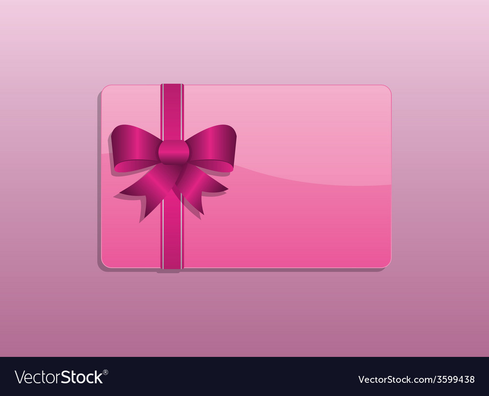Valentines day giftcard vector | Price: 1 Credit (USD $1)