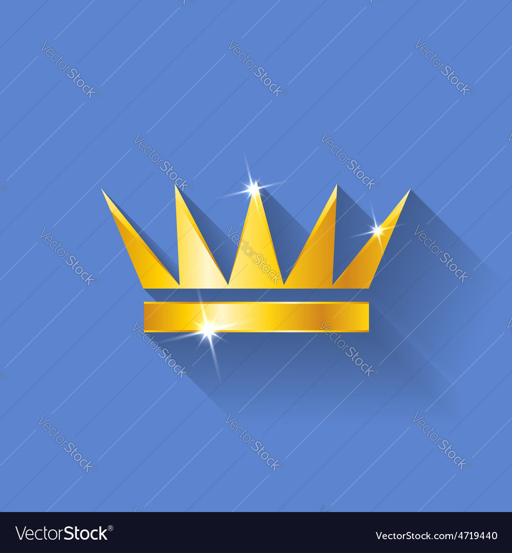 Crown vector | Price: 1 Credit (USD $1)