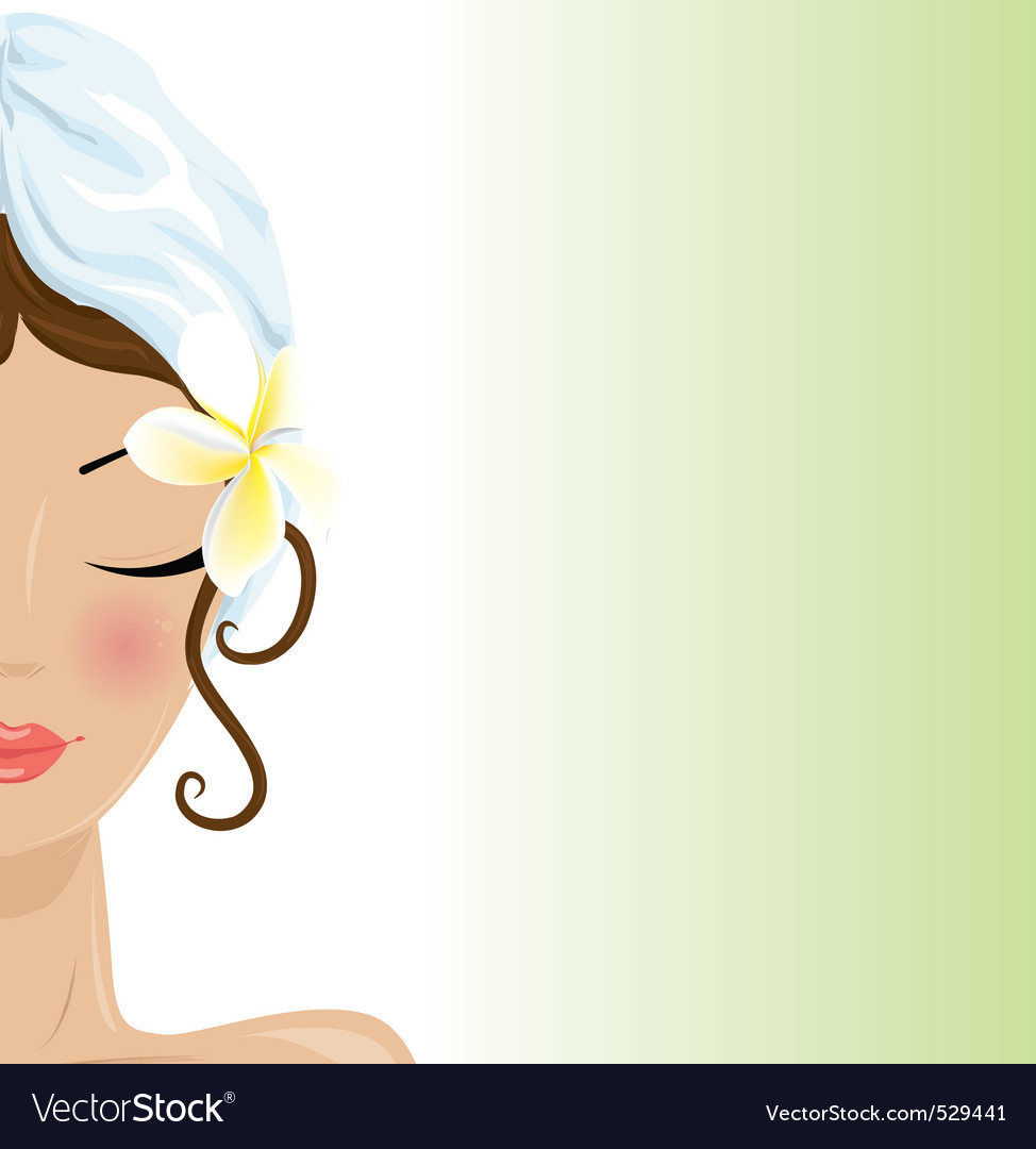 Beauty spa vector | Price: 3 Credit (USD $3)