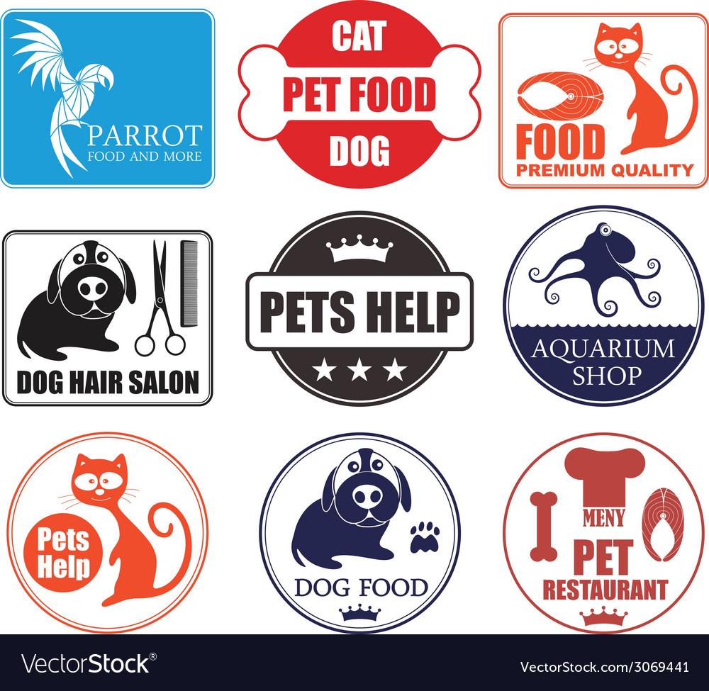 Pet vector | Price: 1 Credit (USD $1)
