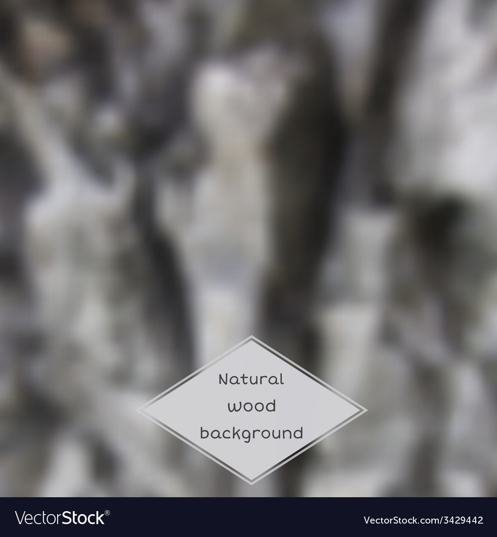 Blurred wood background vector | Price: 1 Credit (USD $1)