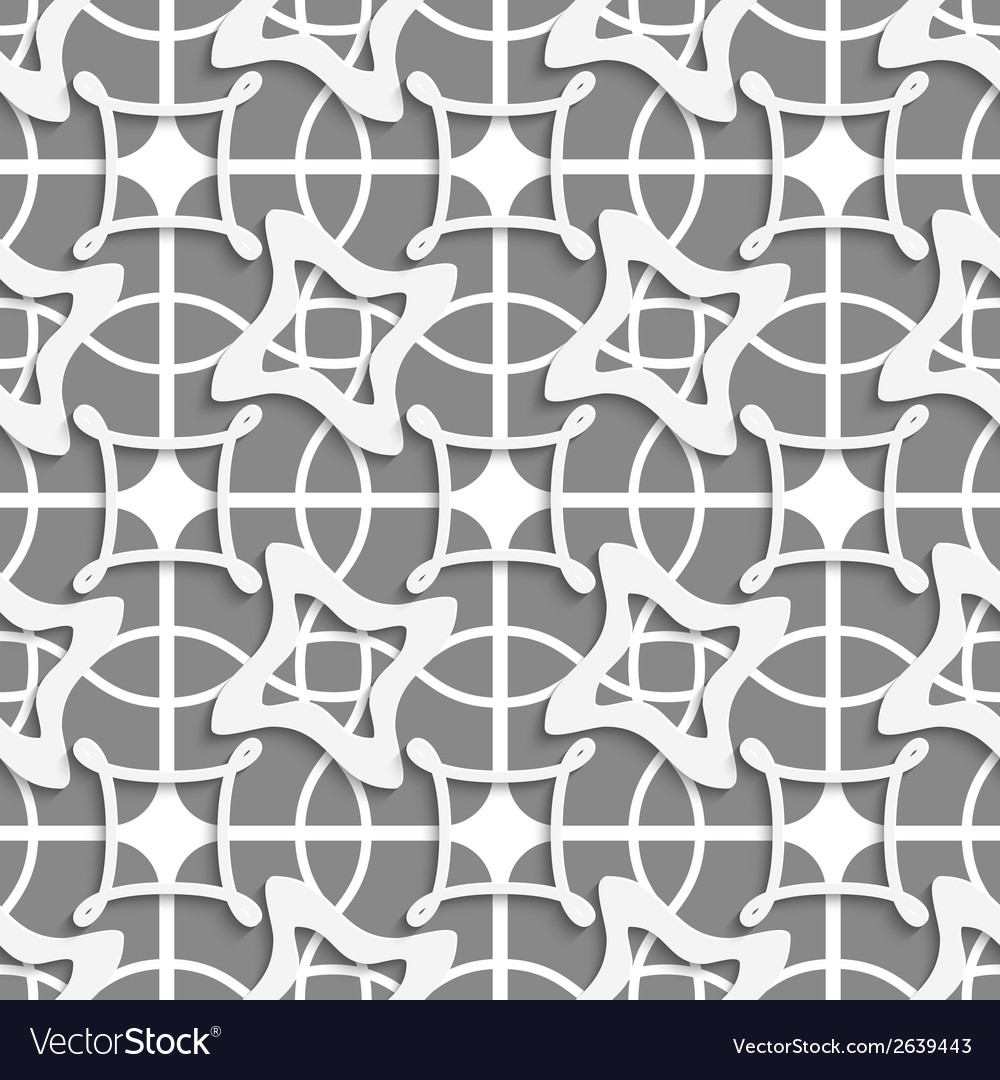 Gray geometric with layering vector | Price: 1 Credit (USD $1)