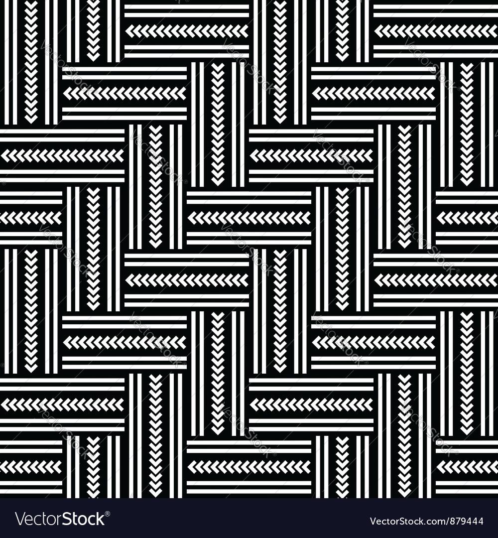 Seamless herringbone pattern vector | Price: 1 Credit (USD $1)