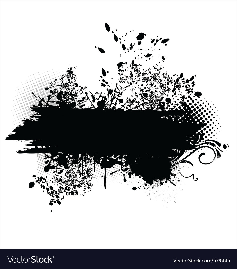 Grunge banner vector | Price: 1 Credit (USD $1)