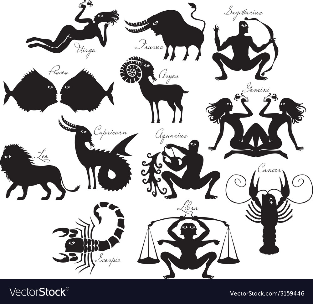 Zodiac vector | Price: 1 Credit (USD $1)