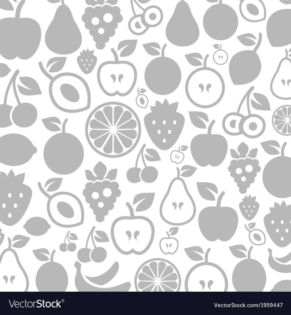 Fruit a background vector | Price: 1 Credit (USD $1)