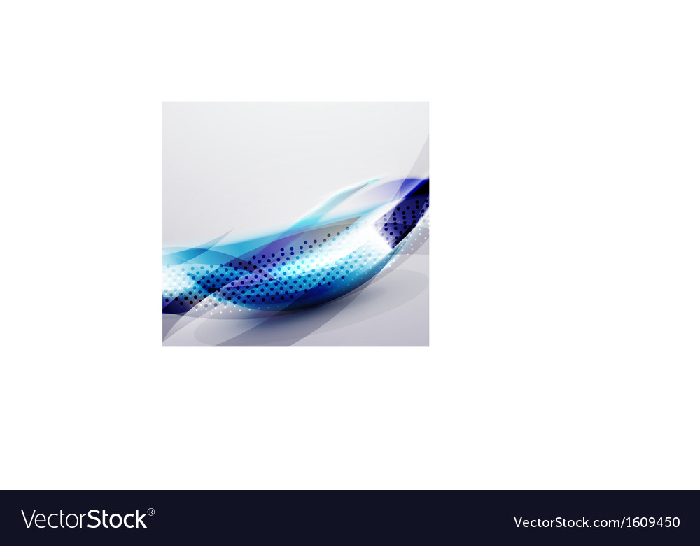 Blue abstract business line background vector | Price: 1 Credit (USD $1)