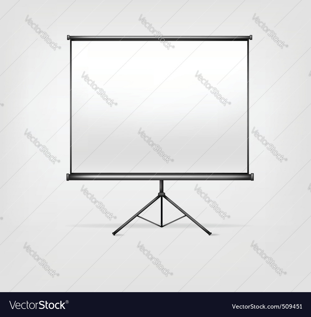 White billboard vector | Price: 1 Credit (USD $1)