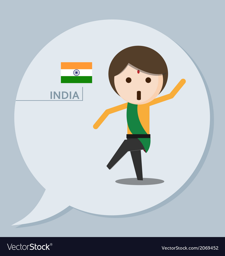 Travel collection india vector | Price: 1 Credit (USD $1)