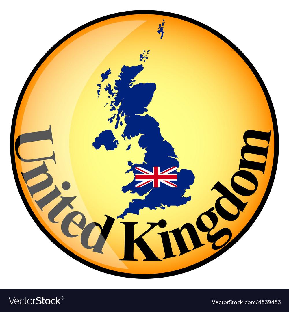 Button united kingdom vector | Price: 1 Credit (USD $1)