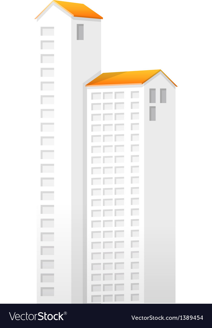 Icon apartment vector | Price: 1 Credit (USD $1)