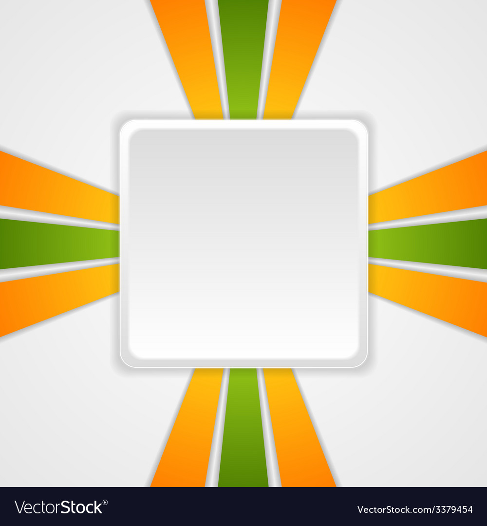Square and beams colorful background vector   Price: 1 Credit (USD $1)