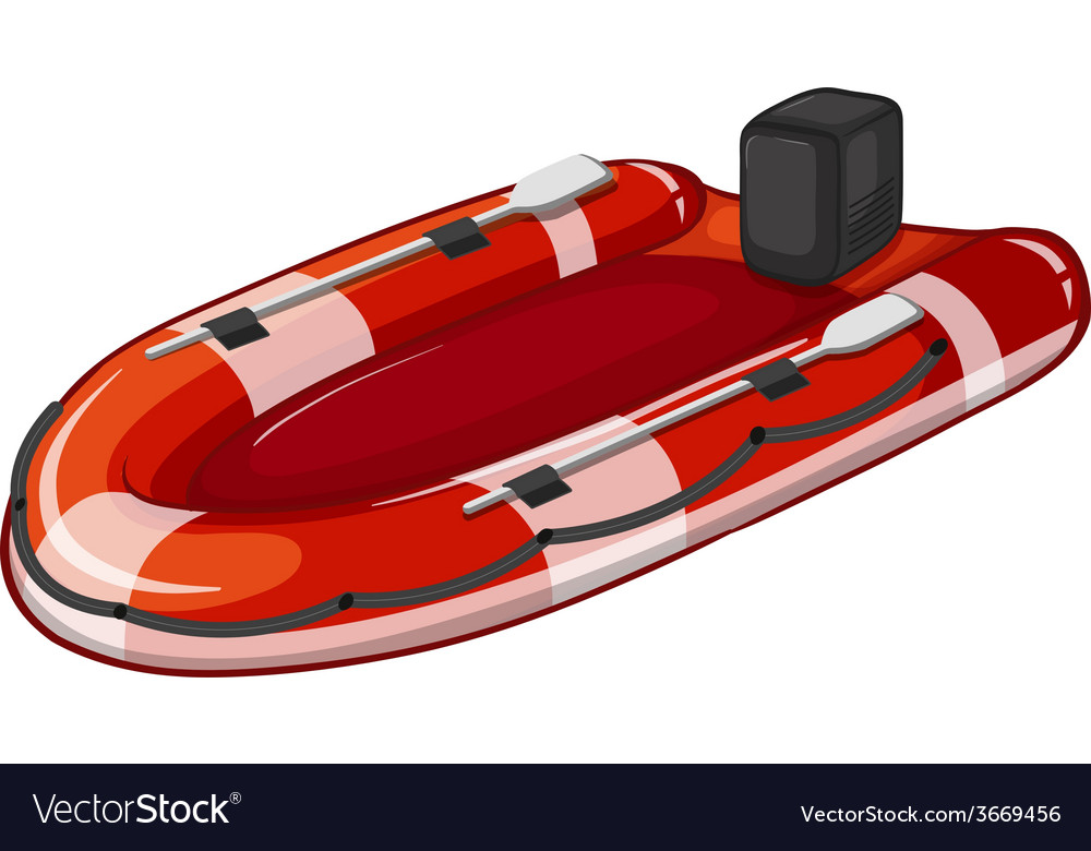 Lifeboat vector | Price: 1 Credit (USD $1)
