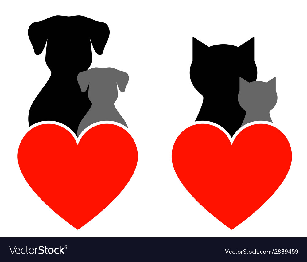 Pet sign vector | Price: 1 Credit (USD $1)