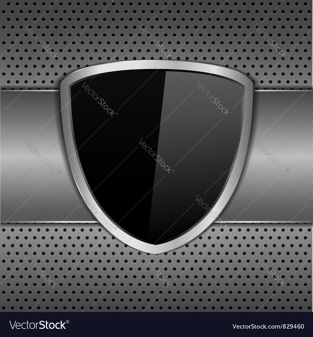 Black shield vector   Price: 1 Credit (USD $1)