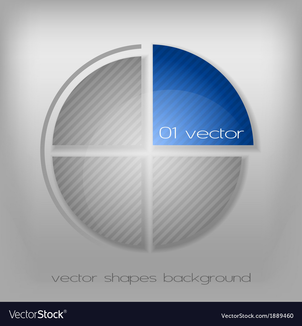 Business circle gray vector   Price: 1 Credit (USD $1)