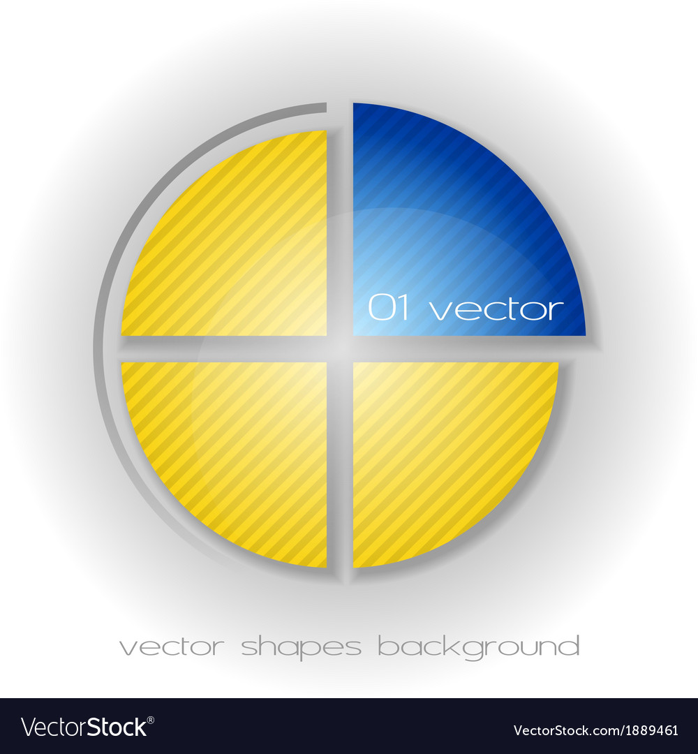 Business circle light yellow blue vector   Price: 1 Credit (USD $1)