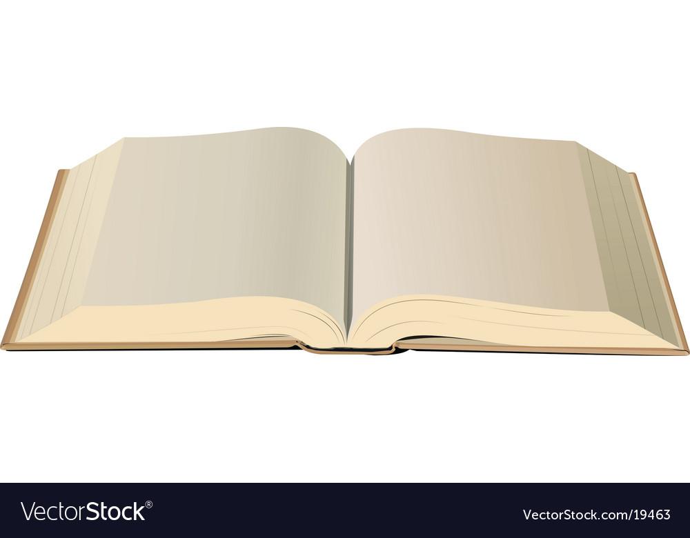 Open book vector   Price: 1 Credit (USD $1)