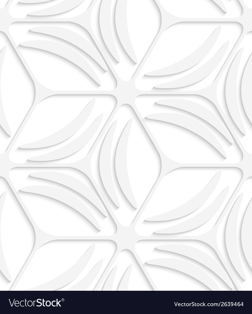 White net and banana shapes seamless pattern vector | Price: 1 Credit (USD $1)
