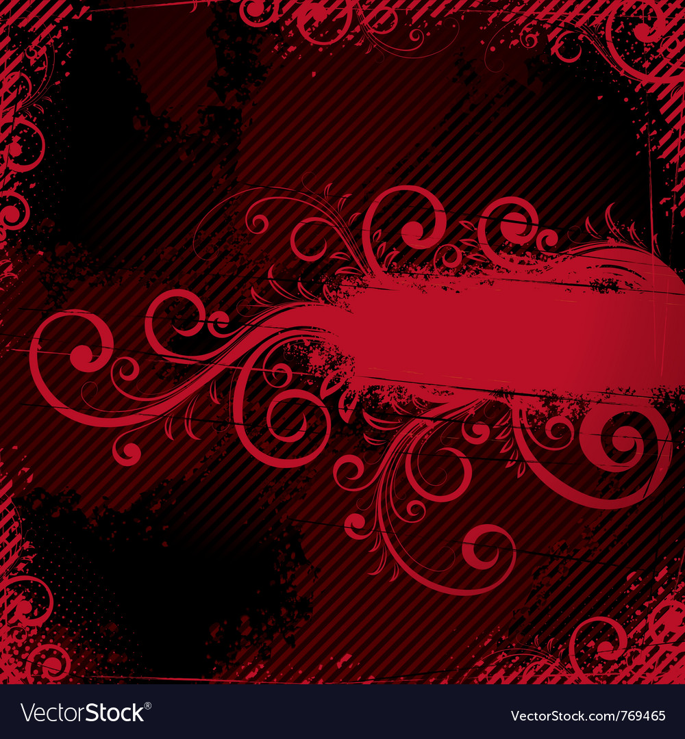 Curly abstract background vector | Price: 1 Credit (USD $1)