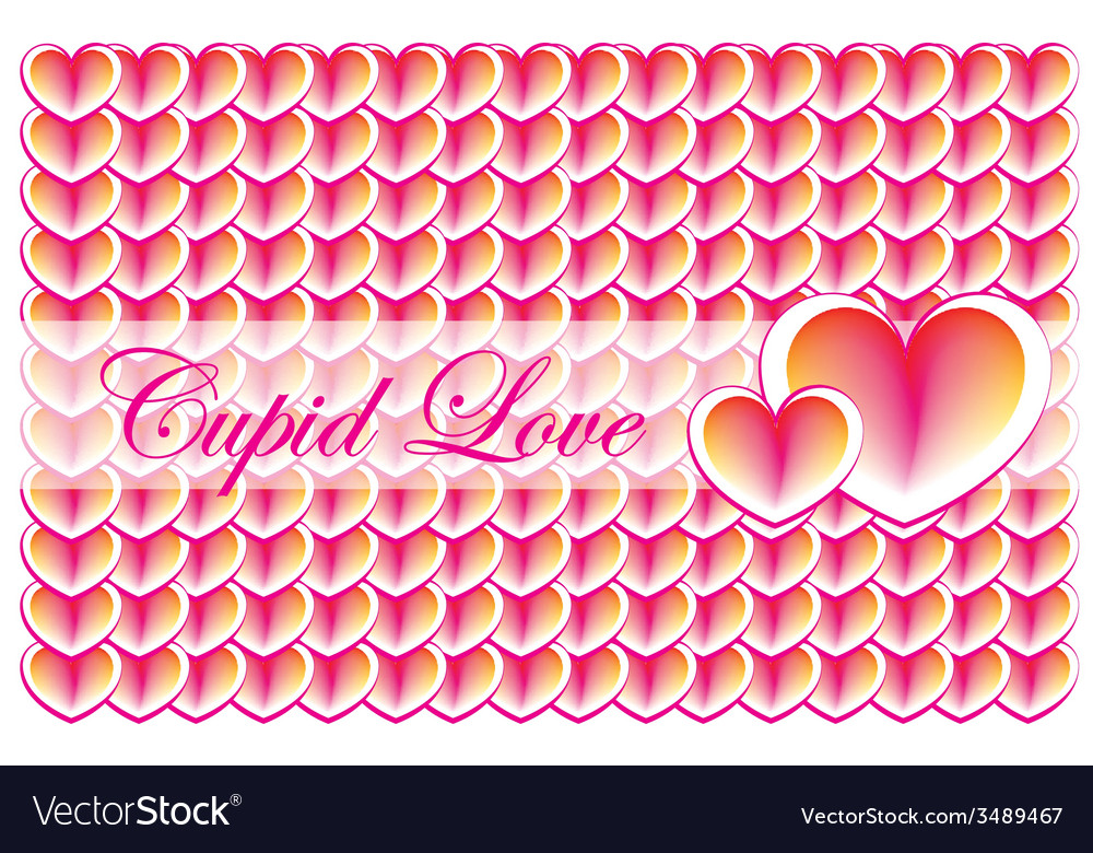 Cupid-love vector | Price: 1 Credit (USD $1)