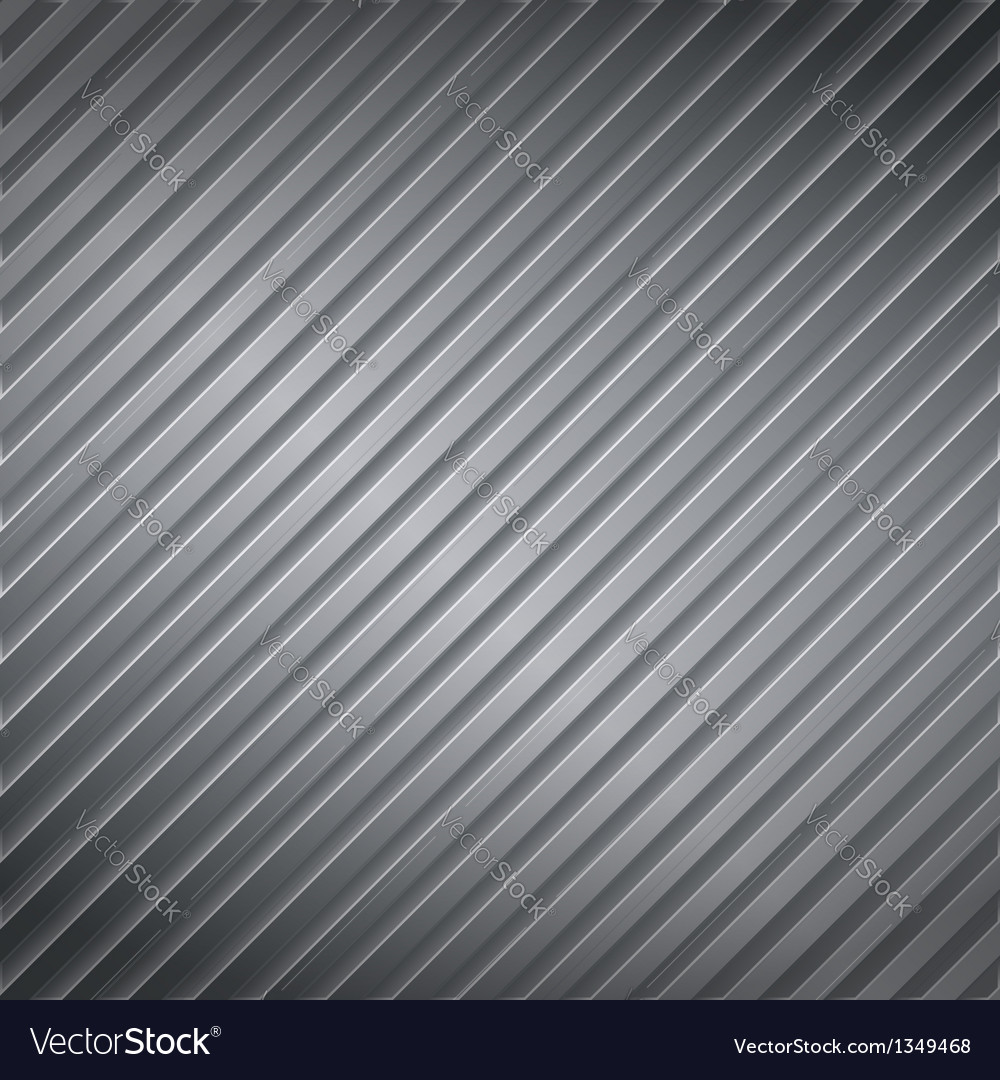 Metal striped background vector | Price: 1 Credit (USD $1)
