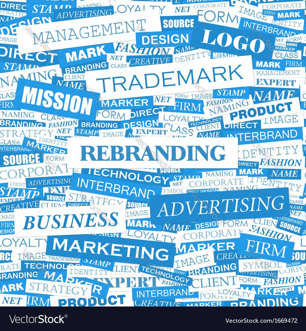 Rebranding vector   Price: 1 Credit (USD $1)