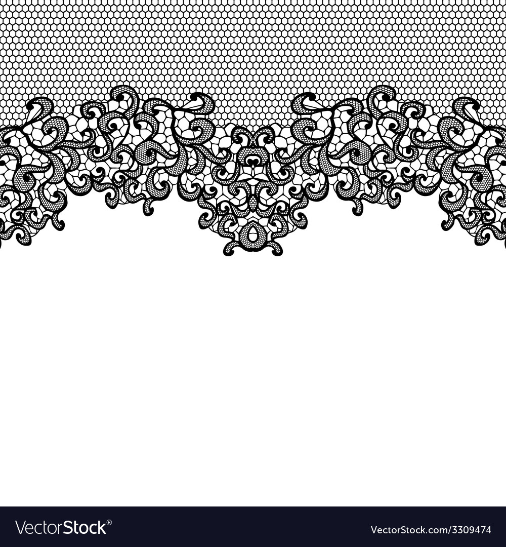 Horizontal seamless background vector | Price: 1 Credit (USD $1)