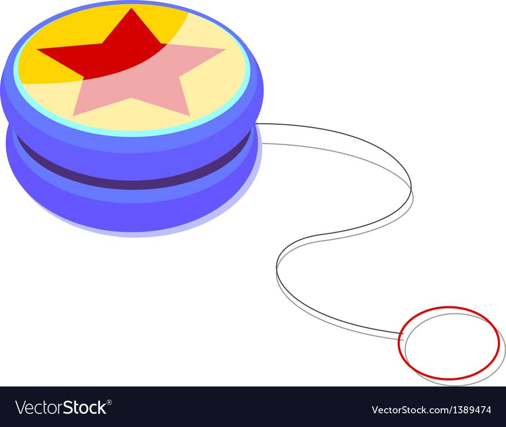 Icon yoyo vector   Price: 1 Credit (USD $1)