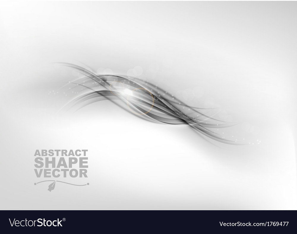 Abstract grey center text vector | Price: 1 Credit (USD $1)