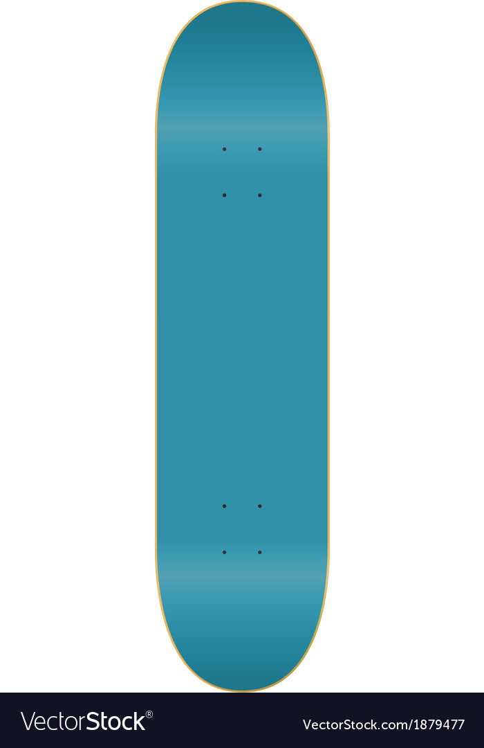 Skateboard vector | Price: 1 Credit (USD $1)