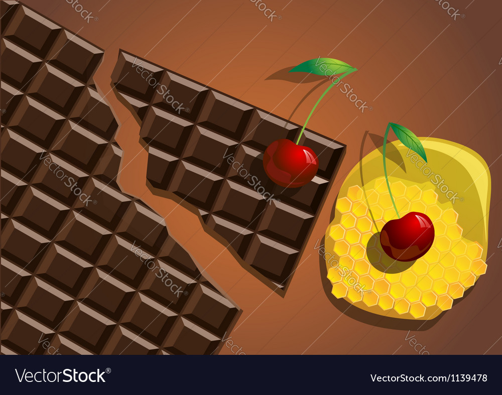 Chocolate vector | Price: 1 Credit (USD $1)