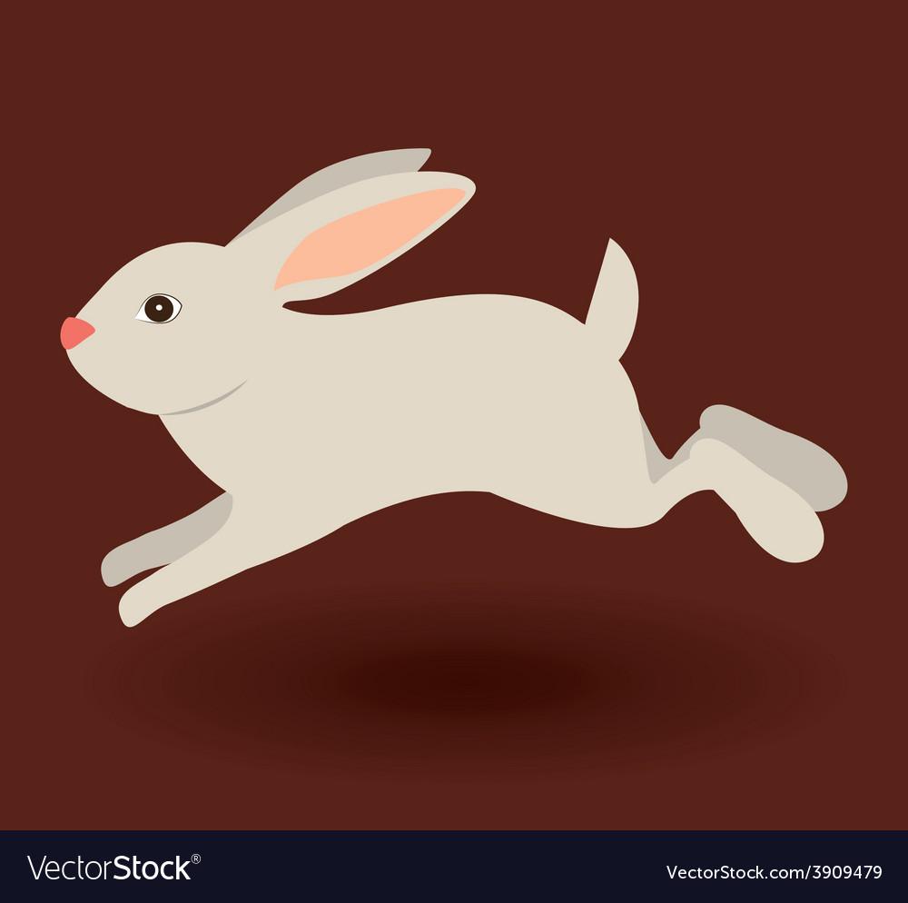 Bunny design vector | Price: 1 Credit (USD $1)