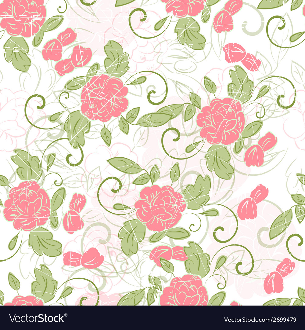 Flover seamles vector | Price: 1 Credit (USD $1)