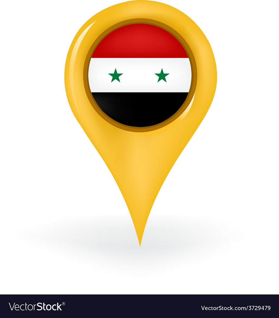 Location syria vector | Price: 1 Credit (USD $1)