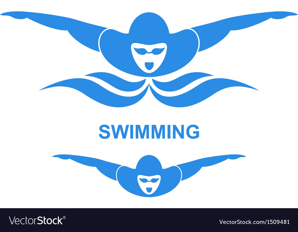 Swimming vector | Price: 1 Credit (USD $1)