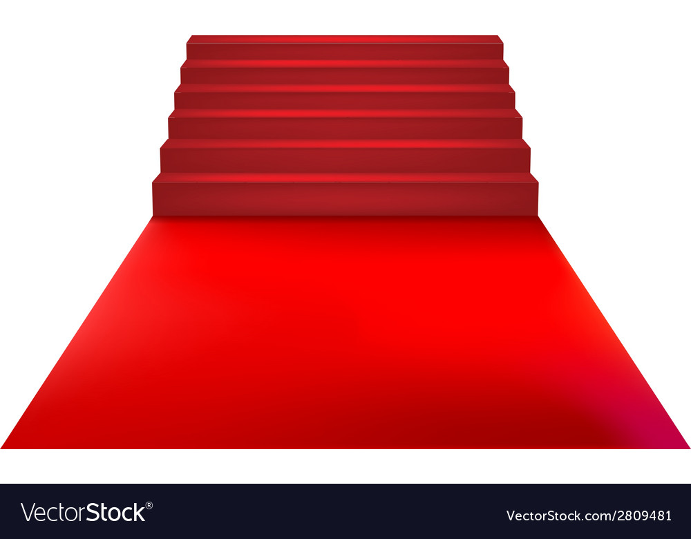 Velvet staircase vector   Price: 1 Credit (USD $1)
