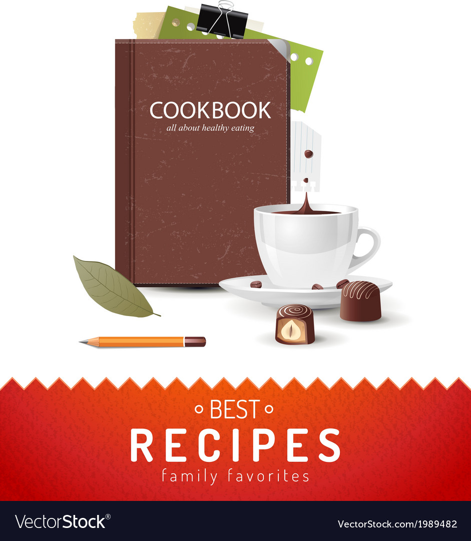 Cooking background vector | Price: 1 Credit (USD $1)