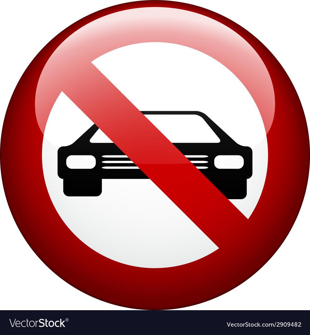 No car mark vector | Price: 1 Credit (USD $1)