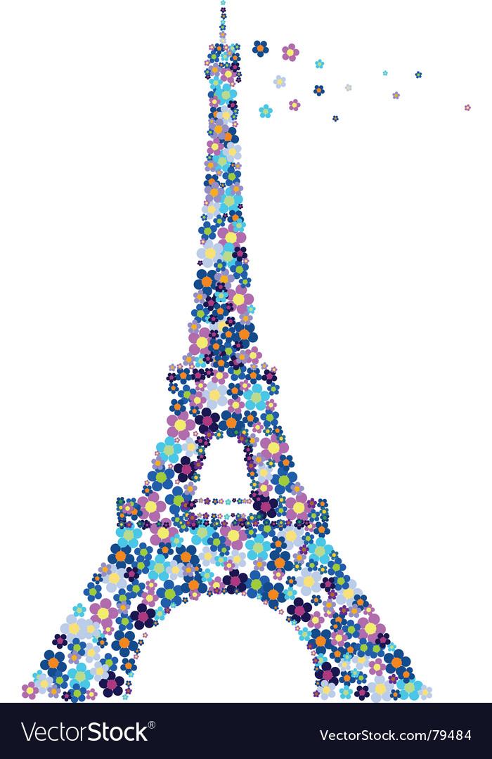 Eifel tower vector   Price: 1 Credit (USD $1)