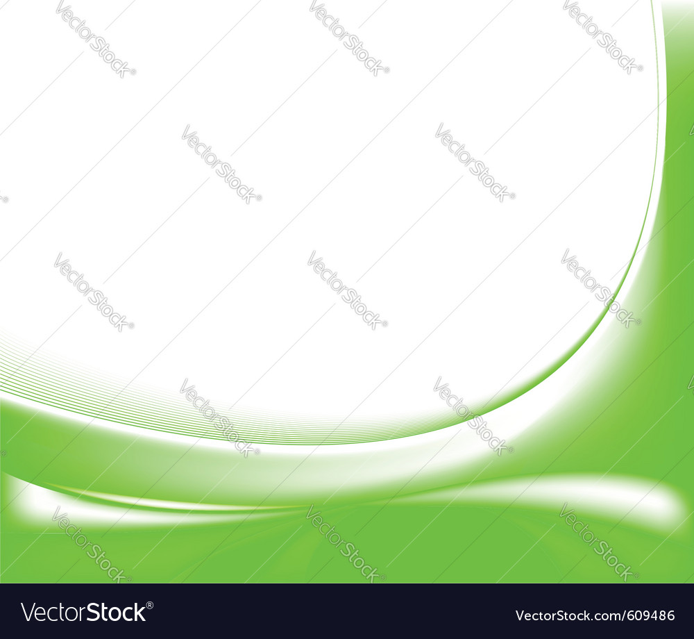 Abstract green educational certificate vector | Price: 1 Credit (USD $1)