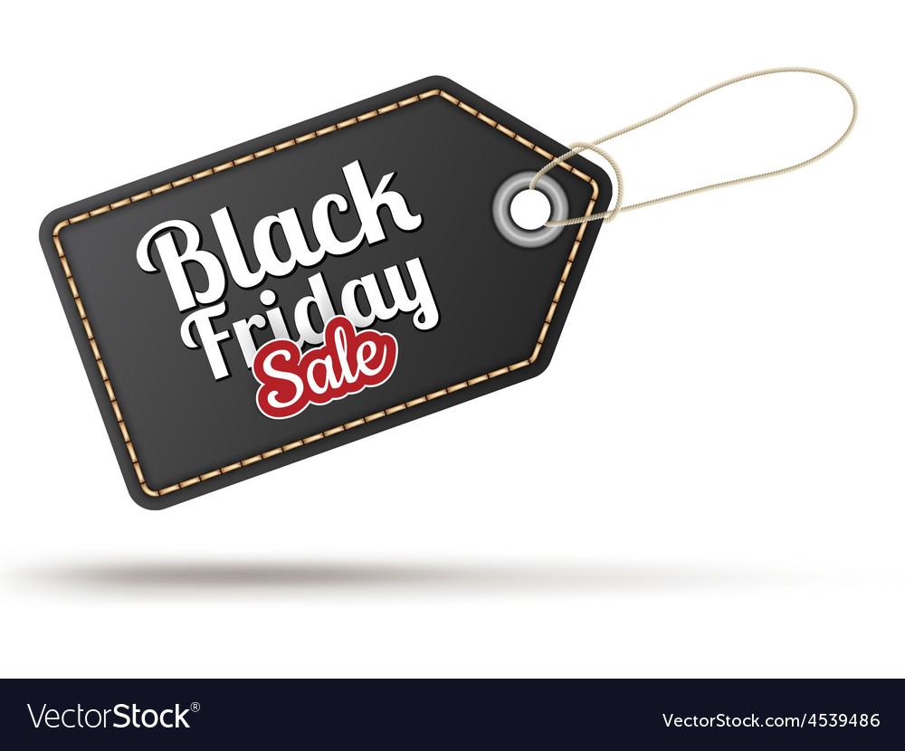 Black friday sales tag eps 10 vector   Price: 1 Credit (USD $1)