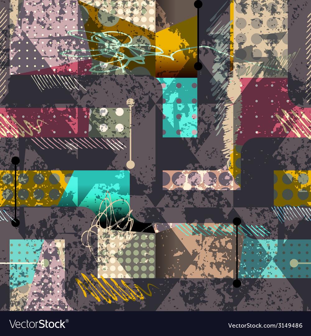 Grunge pattern vector   Price: 1 Credit (USD $1)