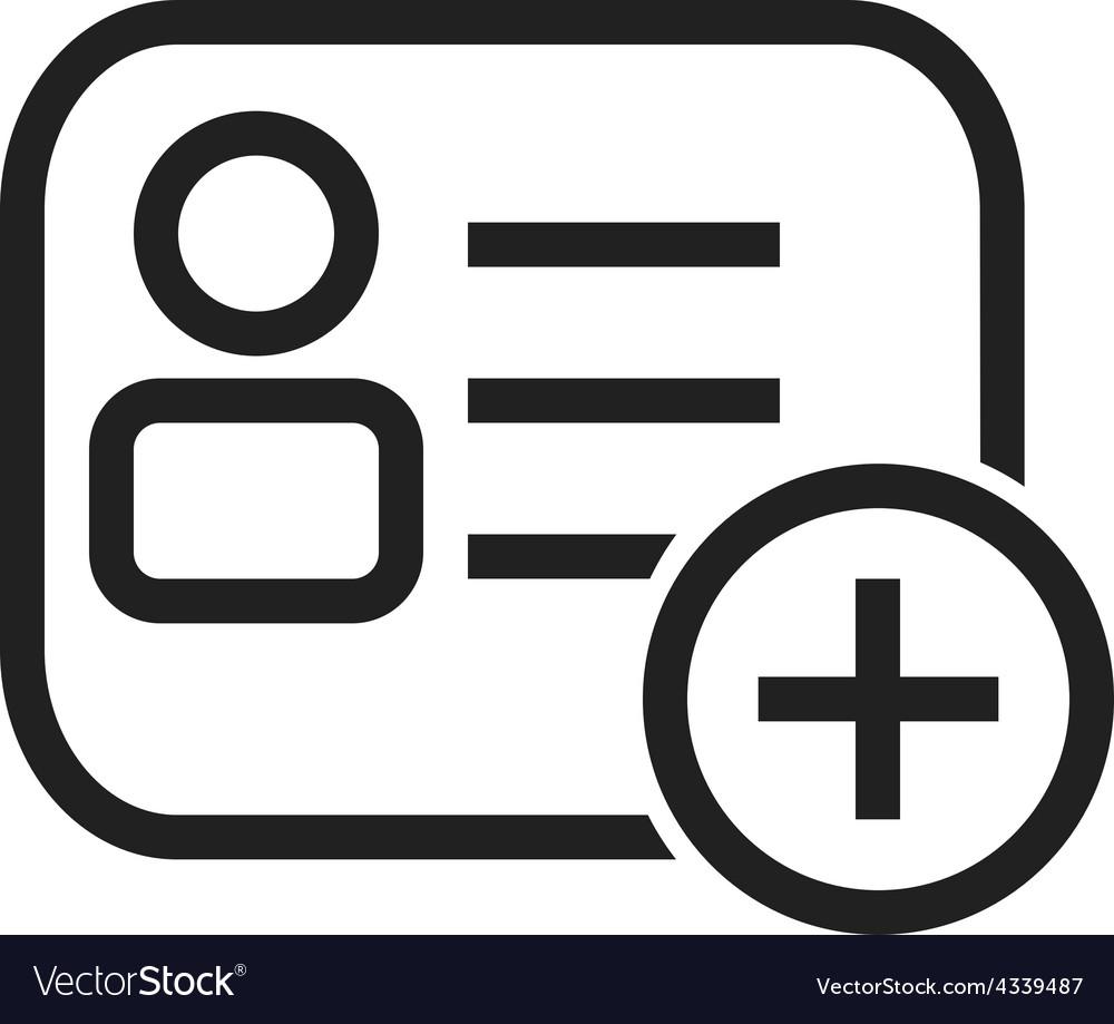 Membership card vector | Price: 1 Credit (USD $1)